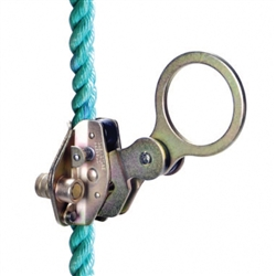 Fall Protection Rope Grab Harness Land